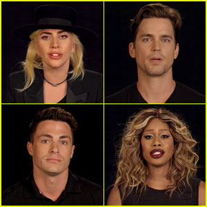49 Celebrities Honor 49 Orlando Shooting Victims in Heartbreaking Video - Watch Now