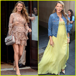 Blake Lively Wants More Than Two Kids with Ryan Reynolds!