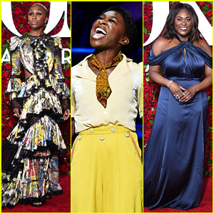 The Color Purple's Cynthia Erivo Gets Standing O for 'I'm Here' Performance at Tony Awards 2016! (Video)