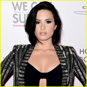Demi Lovato Says She's Quitting Twitter & Instagram