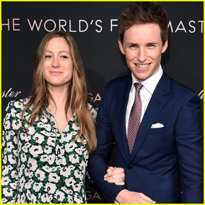 Eddie Redmayne & Wife Hannah Welcome Daughter Iris!