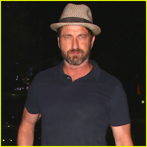 Gerard Butler is All About 'Safety First' With Driving in L.A.