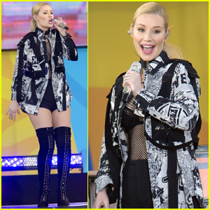 Iggy Azalea Didn't Get The Birthday Gift She Wanted