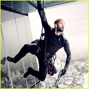 Jason Statham Is Resurrected in New 'Mechanic' Trailer with Jessica Alba!