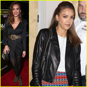 Jessica Alba Names Jennifer Lopez as Her #WCW