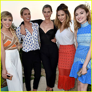 Just Jared + Vintage Grocers' Malibu Dinner - Full Coverage!