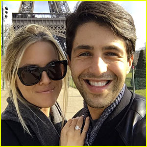Grandfathered's Josh Peck Gets Engaged to Paige O'Brien!