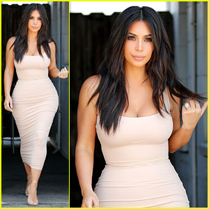 Kim Kardashian Shows Off Her 26-Inch Post-Baby Waist in ...