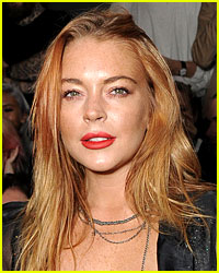 Lindsay Lohan Visits 'Parent Trap' House in London ...