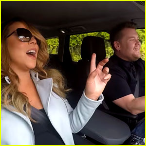 Mariah Carey Didn't Want to Sing for Corden's 'Carpool Karaoke'