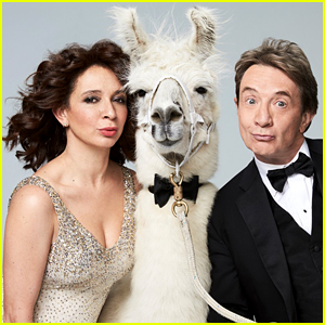 Maya Rudolph Reveals Why Her Name Comes First in 'Maya & Marty'