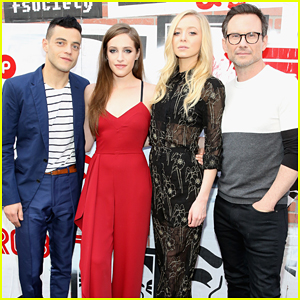 Rami Malek Talks About the Pressure of 'Mr. Robot's Success