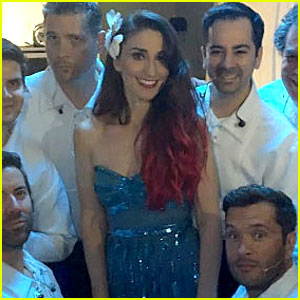 Sara Bareilles Sings 'Part of Your World' at 'Little Mermaid' Hollywood Bowl Show! (Video)