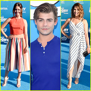 Sarah Hyland & More Hit Up 'Finding Dory' Premiere