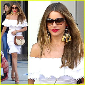 Sofia Vergara Blames Joe Manganiello For Eating a Huge Meal