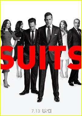 USA Network Unveils 'Suits' Season 6 Artwork (Exclusive)