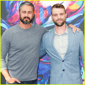 Taylor Kinney & Jesse Spencer Bring 'Chicago Fire' To Monte Carlo TV Festival 2016!