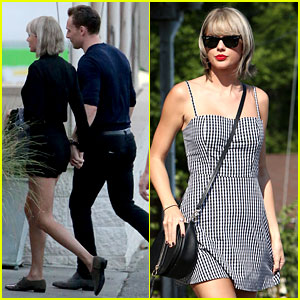 Taylor Swift & Tom Hiddleston Go on a Dinner Date in Nashville!
