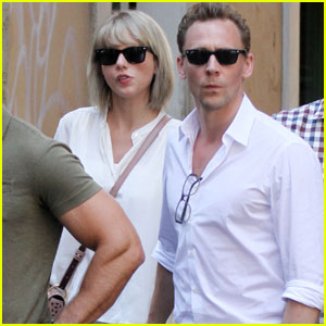 Taylor Swift & Tom Hiddleston Tour Rome in a Helicopter