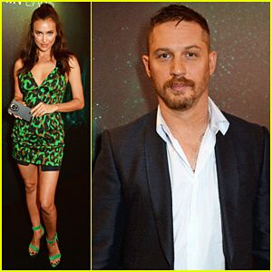 Tom Hardy Says He Constantly Changes Phones To Protect Himself & Family From Hackers!