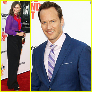 Vera Farmiga & Patrick Wilson Premiere 'The Conjuring 2' In Hollywood!