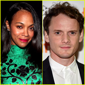 Zoe Saldana Continues to Mourn the Death of Anton Yelchin