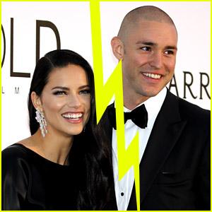 Adriana Lima Splits from Boyfriend Joe Thomas