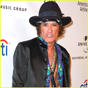Aerosmith's Joe Perry Is 'Stable' After Collapsing At Hollywood Vampires Show!