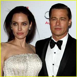 Angelina Jolie & Brad Pitt Take Knox & Vivienne to Birthday Breakfast!