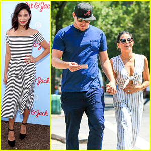 Channing Tatum & Jenna Dewan Take Romantic Stroll in NYC!
