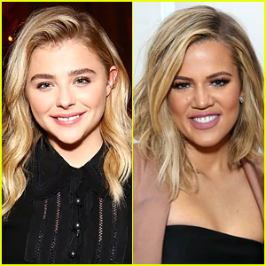 Chloe Moretz & Khloe Kardashian Get Into It Over Taylor Swift's Phone Call with Kanye West