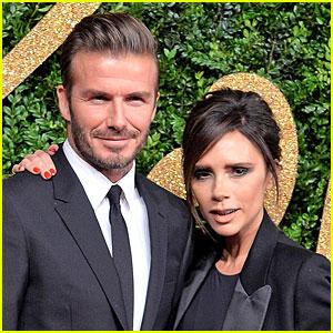 David & Victoria Beckham Celebrate 17th Wedding Anniversary!