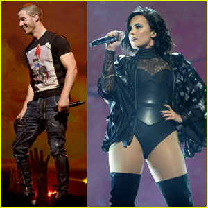Demi Lovato & Nick Jonas Give Inside Look at Their Summer Tour