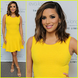 Eva Longoria Presents Her Limited Collection in NYC