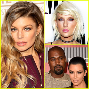Fergie Thinks Taylor Swift & Kimye Have Something Big Planned
