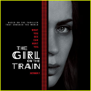 'The Girl on the Train' Trailer & Poster Debut - Watch Now!