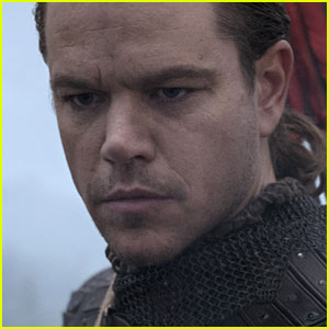 Matt Damon's 'The Great Wall' Trailer Debuts - Watch Now!