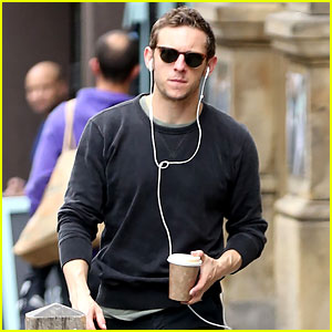 Jamie Bell Congratulates Buddy Max Minghella on His New Film