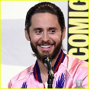 Jared Leto Shares New Photo of 'Suicide Squad' Joker