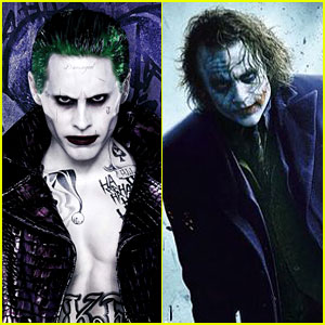 Jared Leto Calls Heath Ledger's Joker Performance 'Perfect'