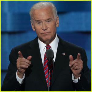 Joe Biden Enters Democratic National Convention 2016 to the 'Rocky' Theme Song (Video)