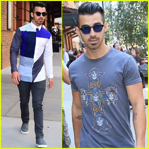 Joe Jonas & Demi Lovato Recreate Camp Rock's 'Gotta Find You' - Watch It!