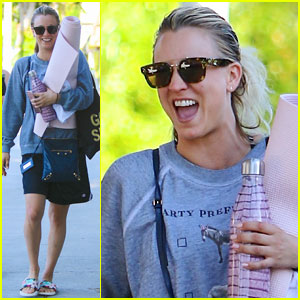 Kaley Cuoco Emerges After Controversial July 4 Instagram Post