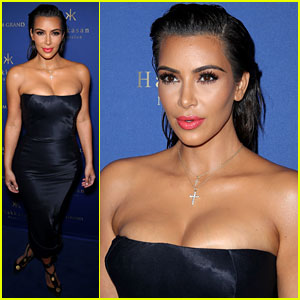 Kim Kardashian Wears Vintage Galliano for Las Vegas Appearance!