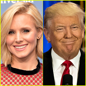 Kristen Bell Responds to Donald Trump's Tweet About 'Frozen'