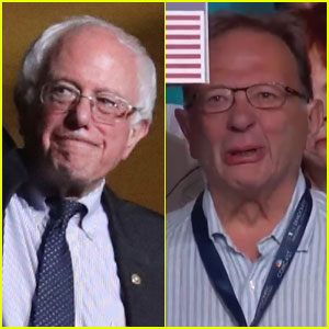 Larry Sanders Casts Votes for Brother Bernie at DNC 2016 (Video)