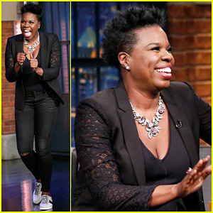 Leslie Jones Addresses Twitter Trolls: 'It's So Gross & Unnecessary'