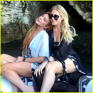 Lindsay Lohan Is Not Pregnant, Friend Hofit Golan Confirms