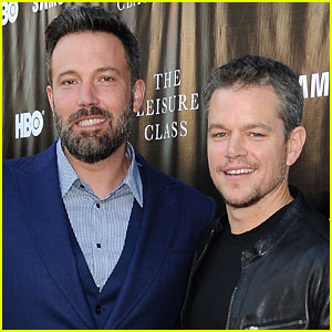 Matt Damon & Ben Affleck's 'Project Greenlight' Cancelled By HBO