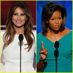 Melania Trump's RNC Speech Is Strikingly Similar to Michelle Obama's 2008 Speech - Watch Here